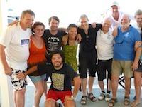 International sailing courses